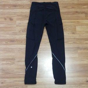 4 lululemon mesh tights